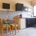 Apartment mit eigener Kochnische und Bad