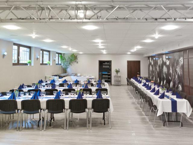 Veranstaltungsraum – Seminarraum – Schullungsraum